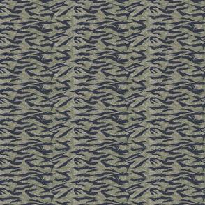 Sixth Scale Silver Tiger Stripe Camo