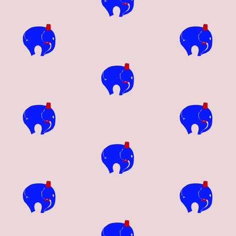 Starrelephant__bowtie_with_fezz__blue_elephant_on_pink-09_shop_preview