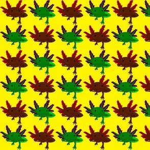 Kreuzgang-Gelb