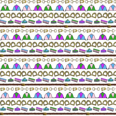Tiny Tack fabric by ragan on Spoonflower - custom fabric