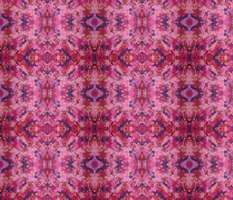 Rose Petal Vision fabric by rhine on Spoonflower - custom fabric