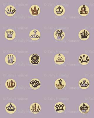 Tiara Stamp Dots