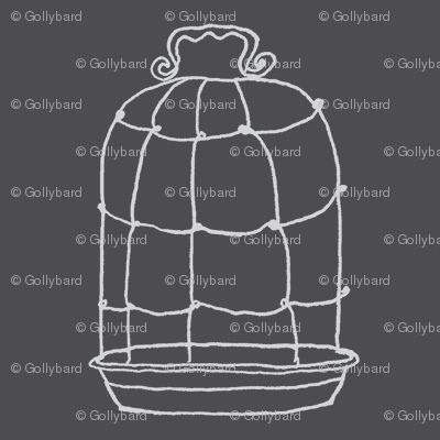 birdcage charcoal