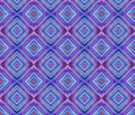 Rhythm 1 fabric by mjmstudio on Spoonflower - custom fabric
