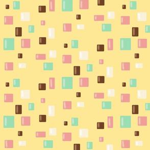 Candy Confetti on Buttercream