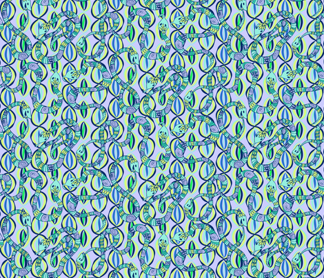 Time Twist fabric by kari_d on Spoonflower - custom fabric