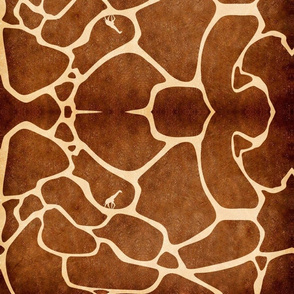 Giraffe maze