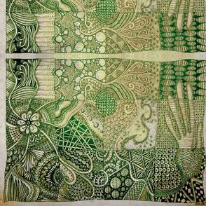 ZIA  - Green variation