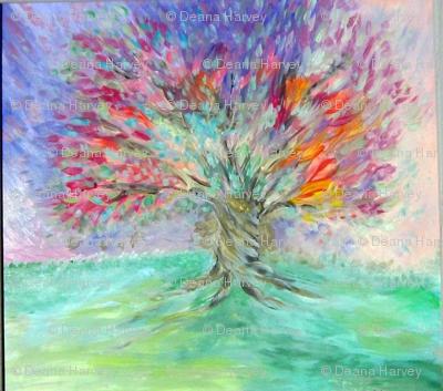Tree of Life Swatch