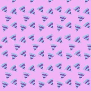 Jerrica's Triangles Print