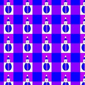 Bonhomme violet