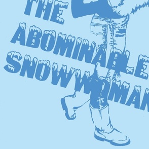 Snow Woman Large