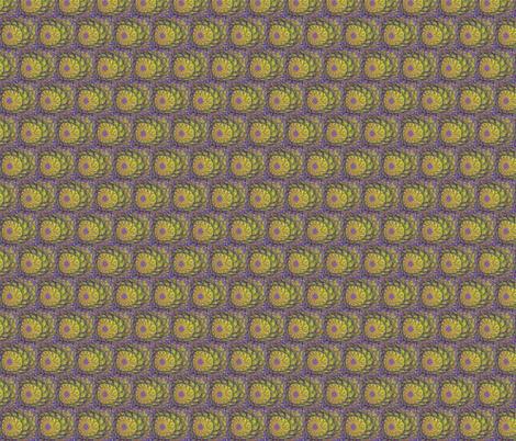 daisy fifteen petals fabric by craige on Spoonflower - custom fabric