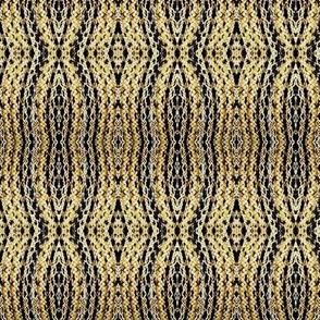 Garter Snake Skin Weave