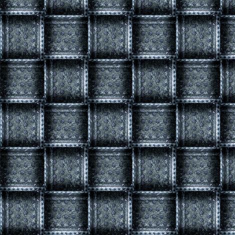 SteamWeave - Steel fabric by bonnie_phantasm on Spoonflower - custom fabric