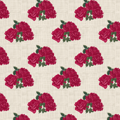 Roses_linen