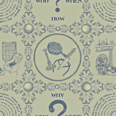 It's a mystery!!!!!!!!!!!!!-Sage Wisdom