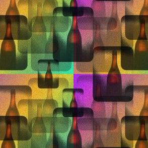wine bottle version
