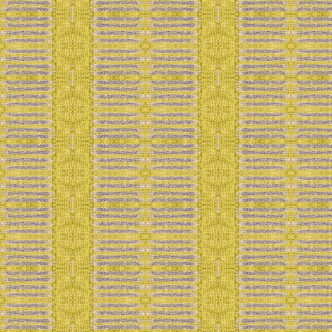 Peasant Lace - yellow/purple  fabric by materialsgirl on Spoonflower - custom fabric