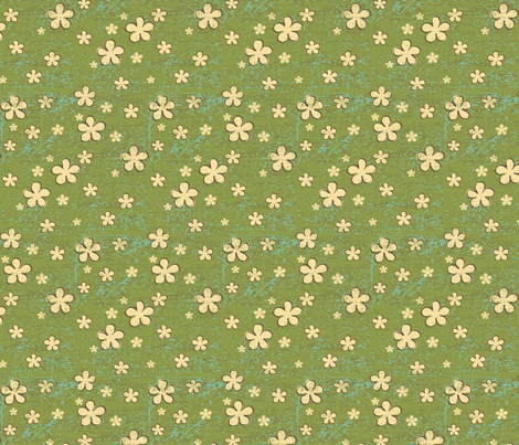 Believe_tone_brown3 fabric by mindsthatcreate on Spoonflower - custom fabric