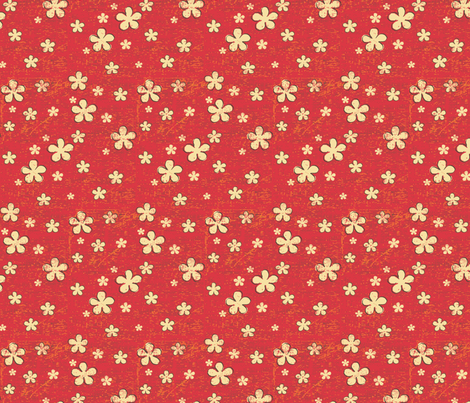 Believe_tone_brown4 fabric by mindsthatcreate on Spoonflower - custom fabric
