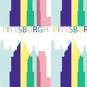 Pittsburgh Skyline