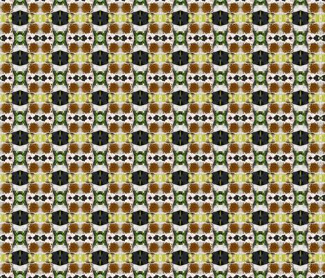 Flower Power fabric by gail_deleon on Spoonflower - custom fabric