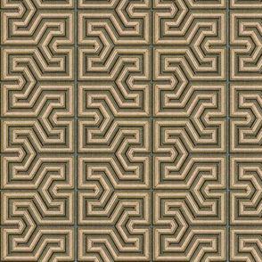 Greco-Roman geometric