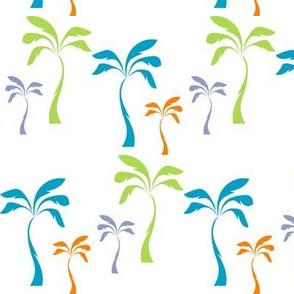 Pastel Palms