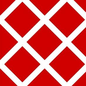 Bold Red lattice