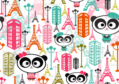 Paris Panda