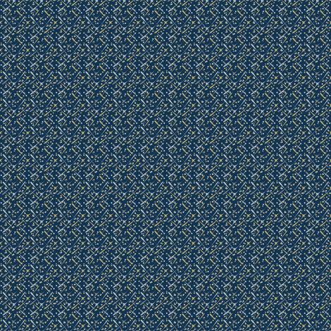 bluesie_effervescence fabric by glimmericks on Spoonflower - custom fabric