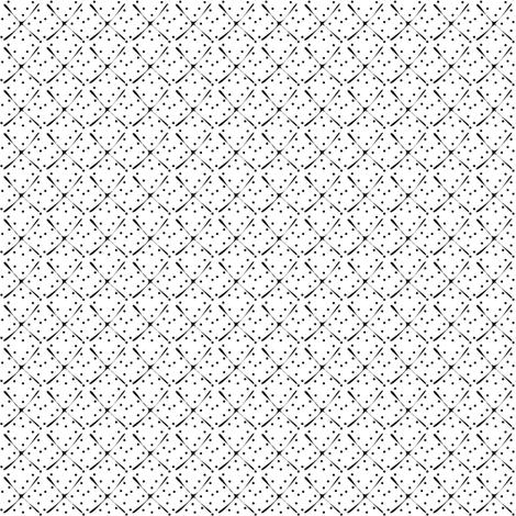 Tufty  fabric by glimmericks on Spoonflower - custom fabric