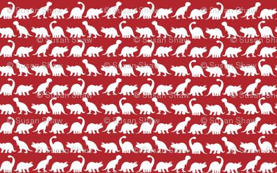 Dino Parade - Red