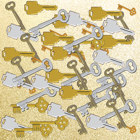 keys fabric by krs_expressions on Spoonflower - custom fabric