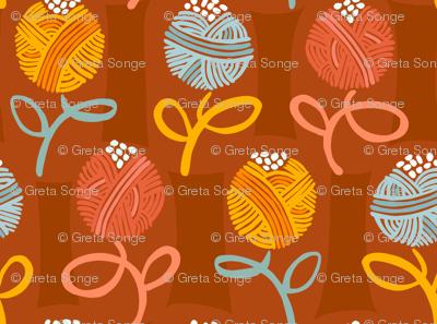 Yarn Ball Flora-Main