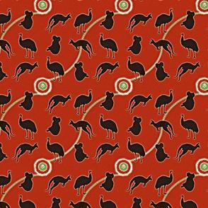 Aboriginal Fauna on Ayres