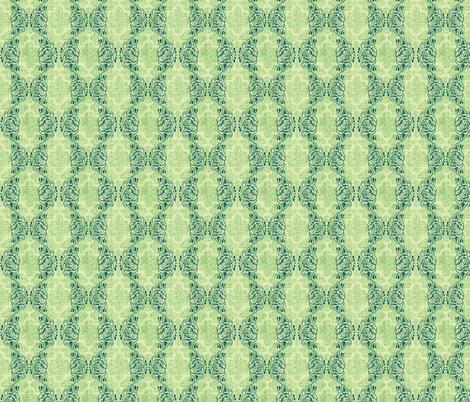 rose trellis fabric by keweenawchris on Spoonflower - custom fabric