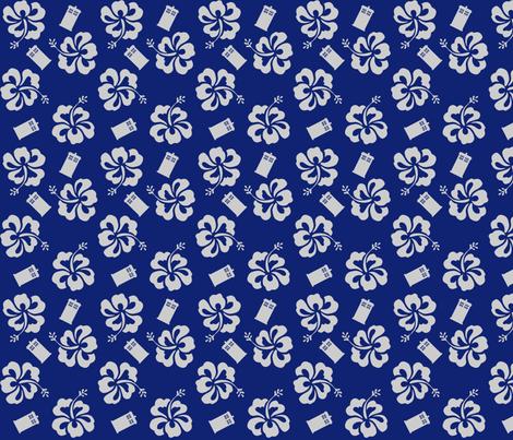 Aloha_Sweetie_1 fabric by morrigoon on Spoonflower - custom fabric