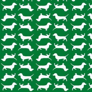 Emerald Green Doxies