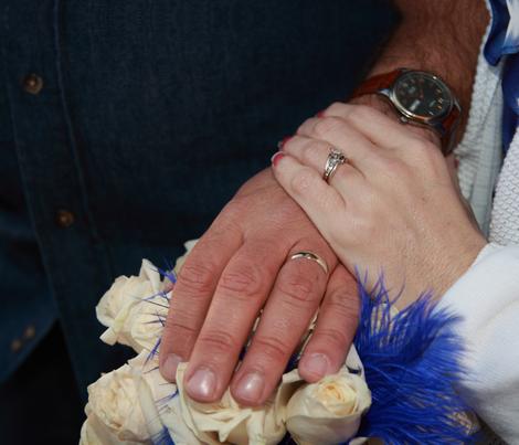 weddings fabric by brockmancreations on Spoonflower - custom fabric