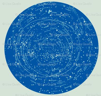 Constellation Map 2