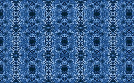 alienskin_blue fabric by pat_sy on Spoonflower - custom fabric