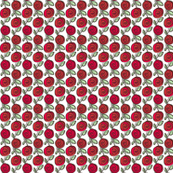 Deco Rose Red Tiny