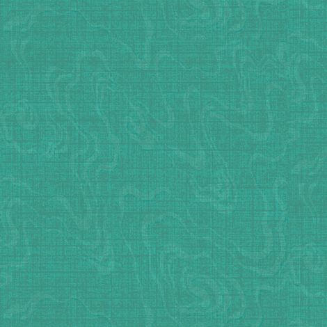 Sea Foam - Mediterranean blue and light gray 2 fabric by materialsgirl on Spoonflower - custom fabric