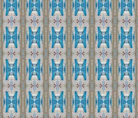 Regression at St. Augustin, Paris, variation 2 fabric by susaninparis on Spoonflower - custom fabric