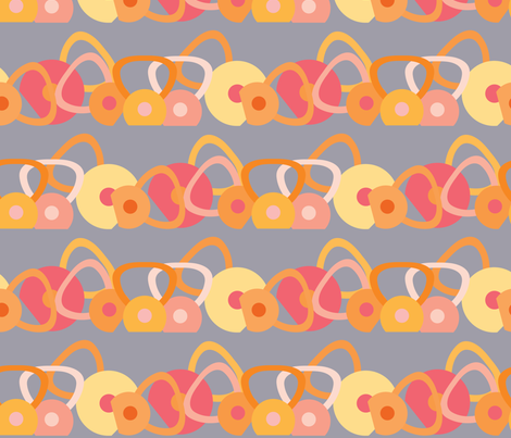 More Kettlebell! fabric by owlandchickadee on Spoonflower - custom fabric