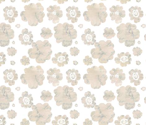 A French Bouquet-ed fabric by karenharveycox on Spoonflower - custom fabric