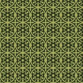Small trellace - Green