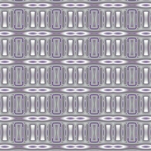 Plum Geometric 3 © Gingezel™ 2013